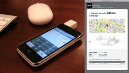 __Square iPhone Payment System__