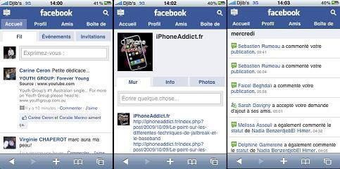 Fb version mobile