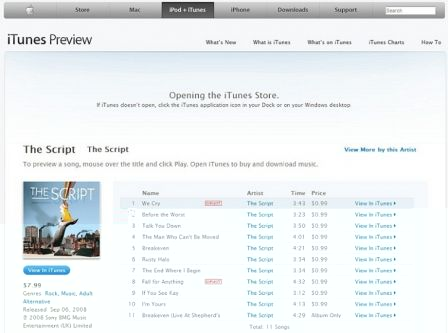 iTunes Preview