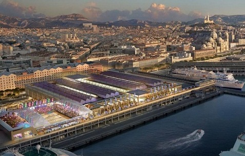 Marseille un apple store de 800 m2 en pr paration - Apple store marseille terrasse du port ...