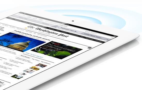 iPad 4 4G LTE