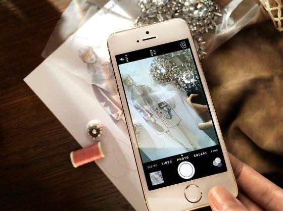 BlackBerry iPhone 5s