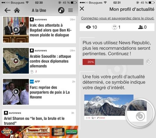News Republic 4 iPhone 2