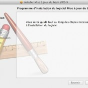 Apple bouche la faille ShellShock sur OS X