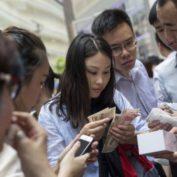 Pour la première fois, les ventes d'iPhone en Chine auraient surpassé celles des Etats-Unis lors du Q1 2015